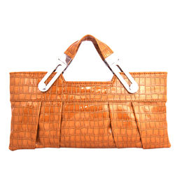 ESBEDA CLUTCH - 8121011,  orange