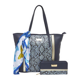 ESBEDA Ladies Handbag G-164,  blue