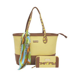 ESBEDA Ladies Handbag G-128-13,  yellow