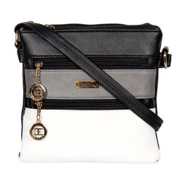 ESBEDA LADIES SLING BAG MA220916,  black