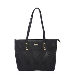 ESBEDA LADIES HANDBAG 18721,  black