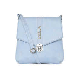 ESBEDA LADIES SLING BAG SA22082016,  l blue