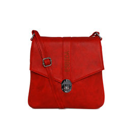 ESBEDA LADIES SLING BAG SA22082016,  red