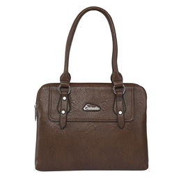 ESBEDA LADIES HAND BAG ST10,  brown