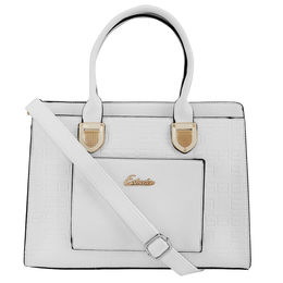 Esbeda Ladies Shoulder bag D1616,  white