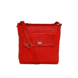 ESBEDA LADIES SLING BAG AD20082016,  red