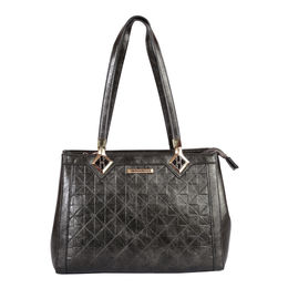 ESBEDA Ladies Hand Bag L-8263,  black