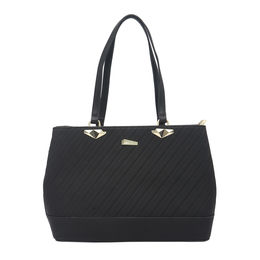 ESBEDA LADIES HANDBAG M-18727,  black