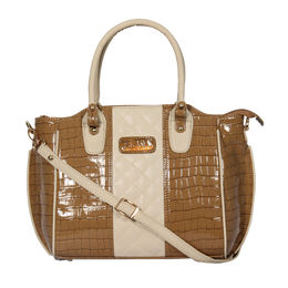 ESBEDA LADIES HANDBAG NH130916,  beige