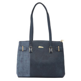 ESBEDA LADIES HANDBAG 18649,  blue