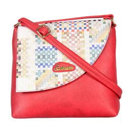 ESBEDA LADIES SLING BAG MS061016,  red