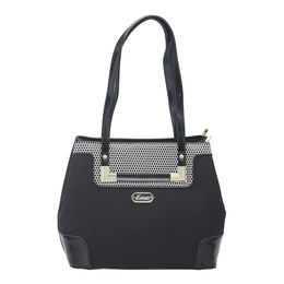 ESBEDA LADIES HANDBAG 18693-3,  black