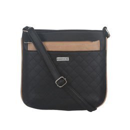 ESBEDA Ladies Sling Bag MZ300716,  black