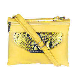 Esbeda Ladies Sling Bag MZ100916,  yellow