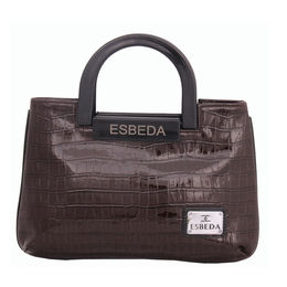 ESBEDA CLUTCH - 8141003,  coffee, one size