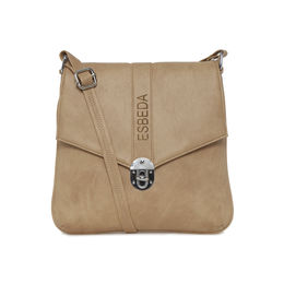 ESBEDA LADIES SLING BAG SA22082016,  beige