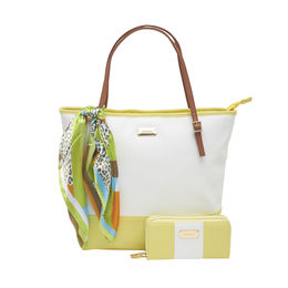 ESBEDA Ladies Handbag G-183,  yellow