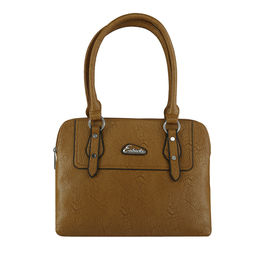 ESBEDA LADIES HAND BAG-ST10,  tan