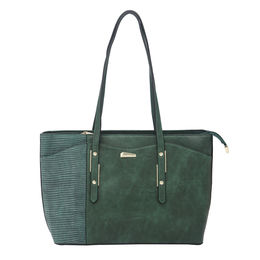ESBEDA LADIES HANDBAG 18652,  green