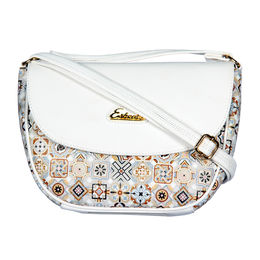 ESBEDA LADIES SLING BAG GR241016,  white