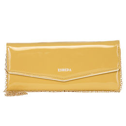 ESBEDA Ladies Clutch 8647,  yellow