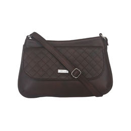ESBEDA Ladies Sling Bag MZ280716,  brown