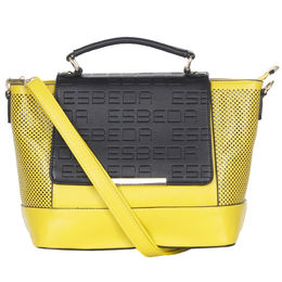 ESBEDA Ladies Handbag D5207,  yellow