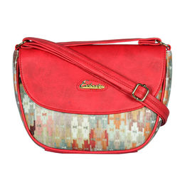 ESBEDA LADIES SLING BAG GR241016,  red