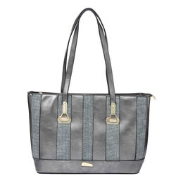 ESBEDA LADIES HANDBAG 18641,  grey