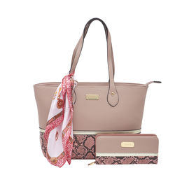 ESBEDA Ladies Handbag G-128,  pink
