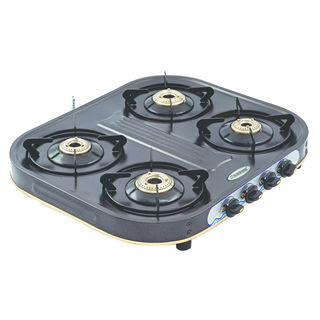 Eco Dlx 4 Burner AI Gas Cooktop