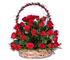 Primo Gifts Amazing Red Basket