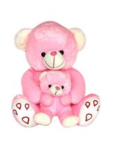 Primo Big Pink Teddy with Small Teddy
