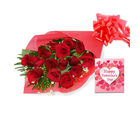 Primo Gifts Rosy Love to Greet
