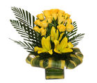 Primo Gifts Bright n Beautiful Yellow
