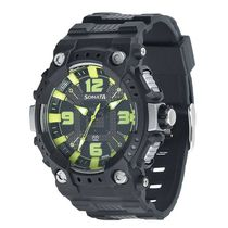 Sonata Ocean Analog Watch For Men   77014PP03
