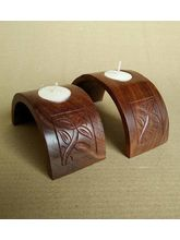 Chilifry Candle Stand