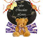 Flora Online Rakhi Chocolaty Treat