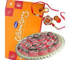 Flora Online Double Choco Treat Chocolate Hamper