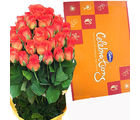 Flora Online Mother's Day - Roses Celebration