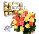 Flora Online Mother's Day - Rochers Treat