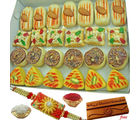 Flora Online Kaju Mawa Mix Sweet Box Gift Hamper