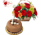 Flora Online Valentine Gift - Expression Of Love