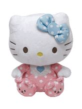 Jungly World Pvt Ltd-Hello Kitty - Pink Baby W/Rat...