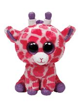 Jungly World Pvt Ltd-Twigs - Pink Giraffe Reg