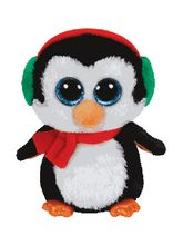 Jungly World Pvt Ltd-North - Penguin Earmuffs Reg