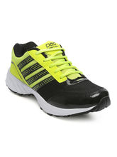 Combit Stylish Running Sport Shoes, black, 9