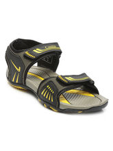 Combit Stylish Sandals, yellow, 10