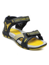 Combit Stylish Sandals, yellow, 9