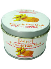 Adyaa Naturals Turmeric Normal And Dry Skin Face M...